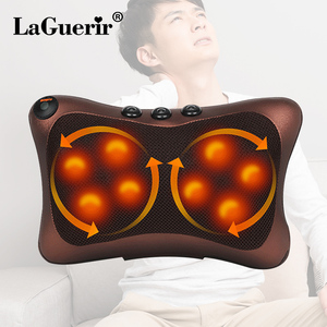 Image 1 - Neck Massager Car Home Cervical Shiatsu Massage Neck Back Waist Body Electric Multifunctional Massage Pillow Cushion