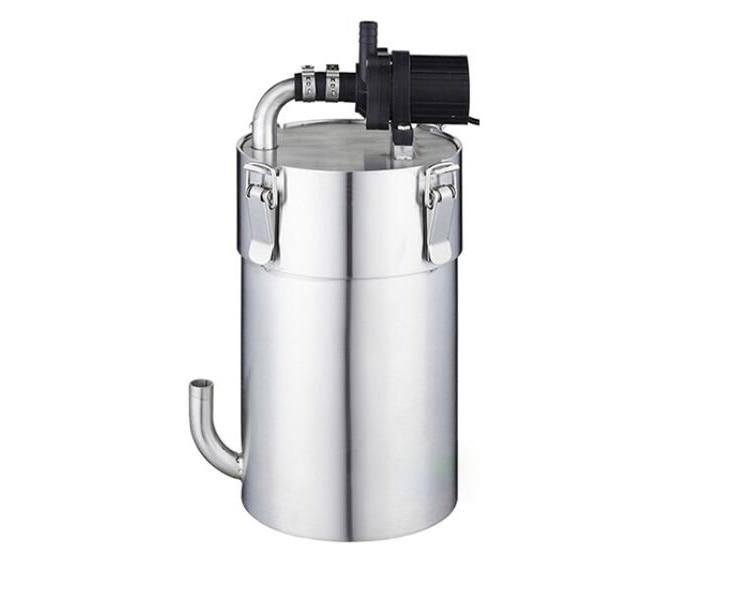 ADA stainless steel external aquarium filter bucker ES150 ada fuel
