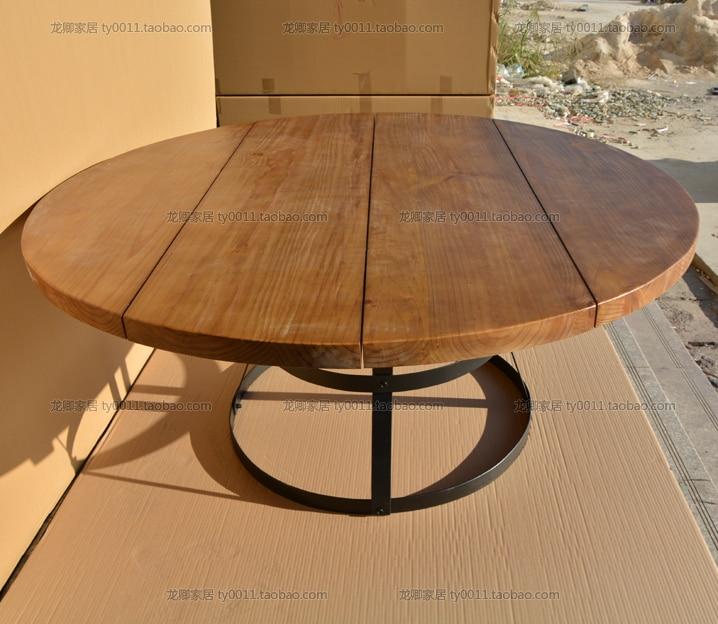 Como hacer una mesa redonda de madera mesa redonda for Como hacer una mesa redonda de madera