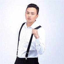 Men Shirt Stays Garters Suspenders Braces For Shirts Gentleman 4 Steel Clips Elastic Men Shirt Suspenders Garter Holder Business