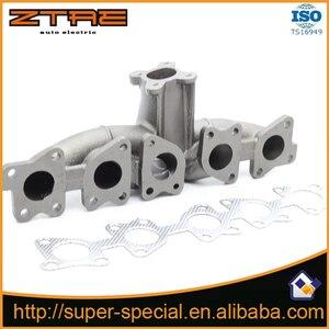 Image 2 - Turbo Collettore Per Audi S2 S4 S6 RS2 K24 K26 20V Cast di Ferro Modello Turbo Collettore di Turbolade