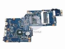 Placa base para toshiba satellite c870 c870d h000038230 placa madre del ordenador portátil 17.3 pulgadas hm76 ddr3 gma hd4000