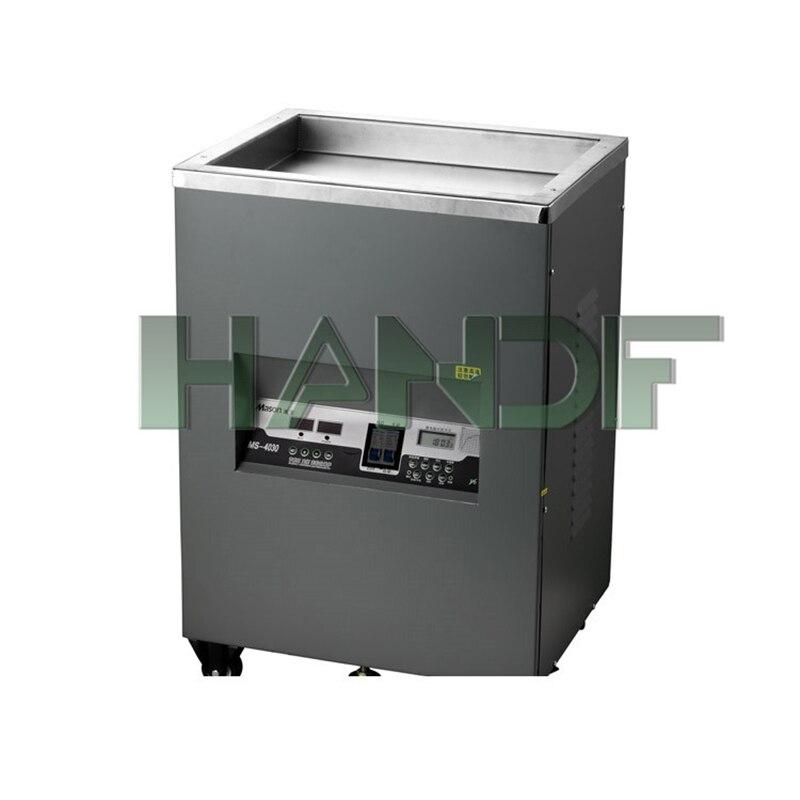 MS-4030 Lead-free Soldering Pot IBK 3500W Vertical Wave Welding Pot
