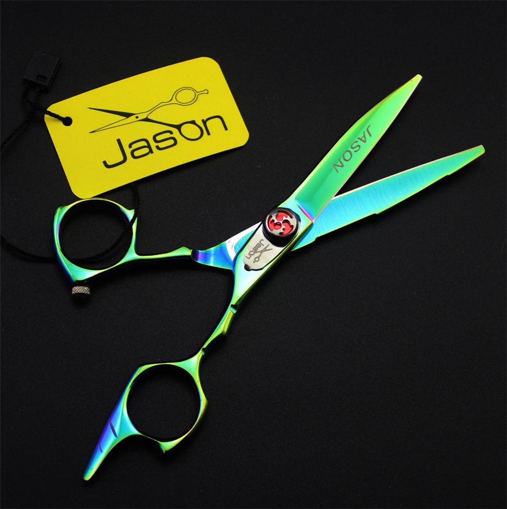 Top quality 5 5 inch Professional hairdressing scissors hair cutting scissors barber shears scissors for cutting