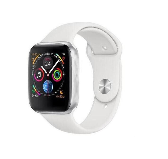 <font><b>IWO</b></font> 8 Smart Watch <font><b>MTK2502C</b></font> wristwatch smartwatch <font><b>1</b></font>:<font><b>1</b></font> 44mm Series 4 Heart Rate Monitor Bluetooth Watch For IOS Android image