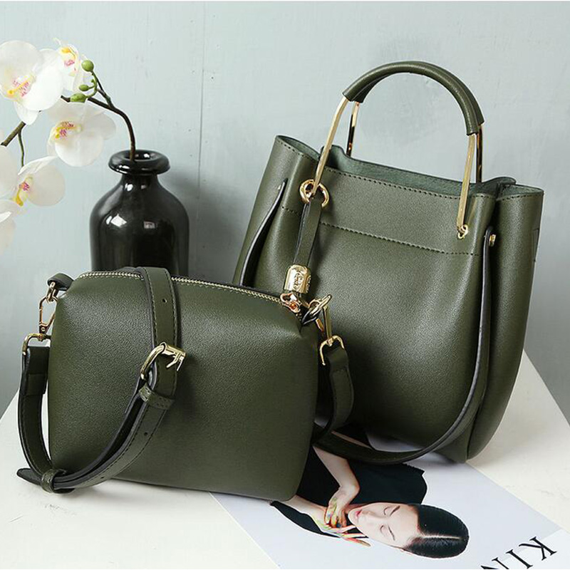 Green Satchel Handbags Promotion-Shop for Promotional Green ...