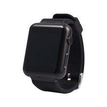 K8 Smart Uhr Android 4.4 system mit 2 Mt pixel Webcam Wifi für Android smartphones Unterstützung 3G SIM Karte GPS smartwatch telefon