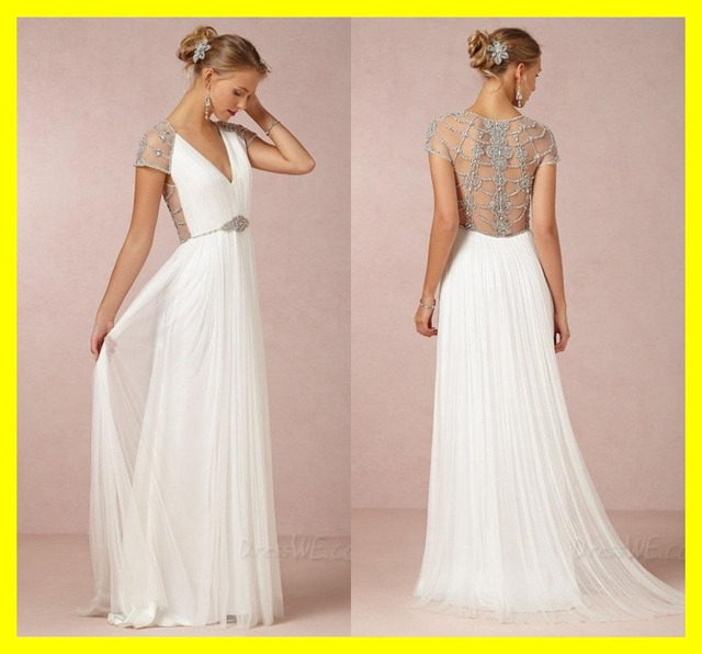 b1132e7c4e Mother Of The Bride Wedding Dresses Linen Dress Chiffon High Street A-Line  Floor-Length Court Train Beading V-Nec 2015 Discount