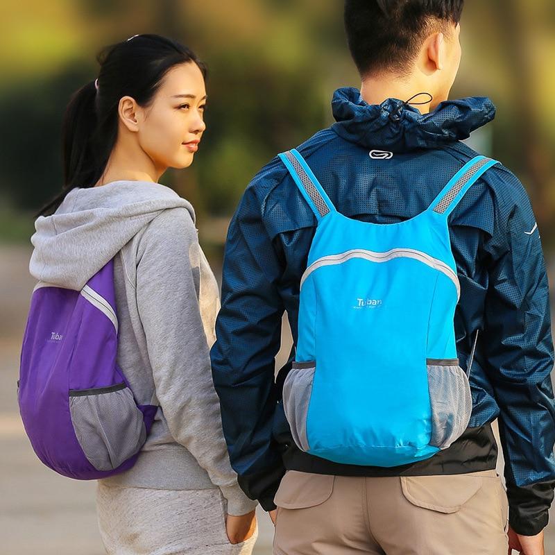 Qatlanabilir Ultralight Açıq Çanta Suya davamlı Portativ - İdman çantaları - Fotoqrafiya 3