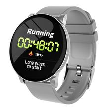 S9 Smart Watch Waterproof Activity Fitness Tracker HR Blood Oxygen Pressure Clock Men Women Smartwatch