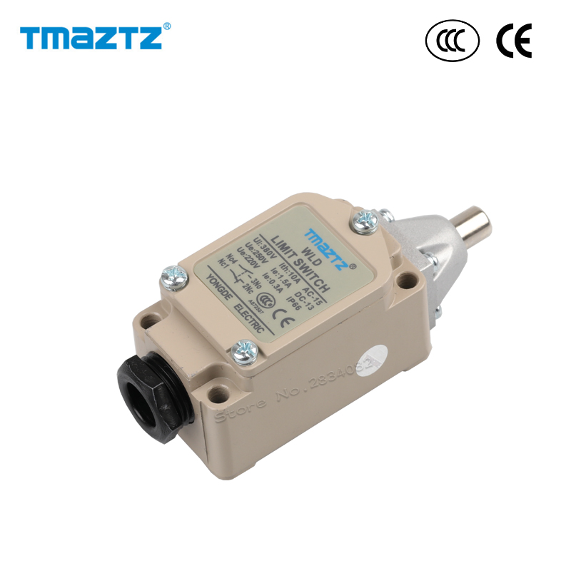 Switches Lighting Accessories Cheap Price Limit Switch No Nc Double Spring Circuit Metal Roller Head Self Reset Momentary Switch Ip66 Waterproof Wld2 Aluminium Alloy Fixing Prices According To Quality Of Products