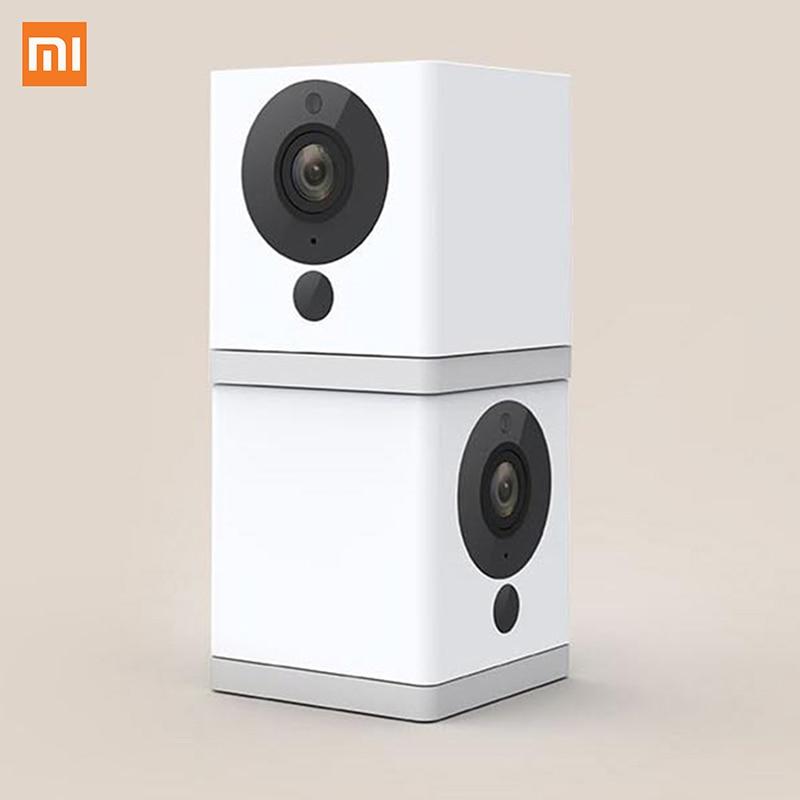 Original XiaoMi XiaoFang Portable Smart IP Camera Night Vision 9m 1080P F2.0 Lar