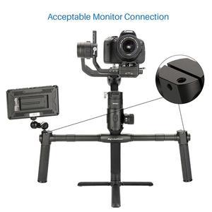 Image 5 - AgimbalGear Dual Handheld Gimbal Camera stabilizerfor Dji Ronin S SC Extended Handle Grips Handbar Mount Camera Accessories