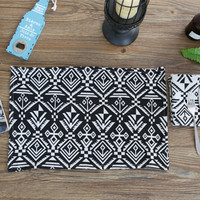 4pcs Se New Sale Cotton Table Placemats Handmade Washable Home Napkins Dinner Pads Table Mats