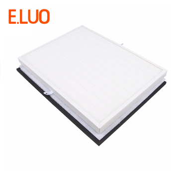 400*300*26mm  air purifier hepa air filters +activated carbon filter for KJF2701T KJF2102T KJF2202T KJF2903E KJF2108TM KJF2901 405 240 mm activated carbon collect dust hepa filter deodorant filter of air purifier parts for f vxh50c f pxh55c etc