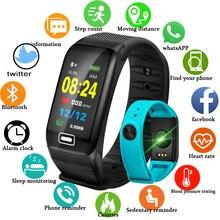 b937618446f WISHDOIT Inteligente Relógio Do Esporte Novo Relógio À Prova D  Água de  Detecção de Pressão