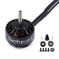iFlight Tachyon T4214 660KV/400KV FPV racing motor for iFlight X Class frame compatible 15inch propeller for FPV RC drone part