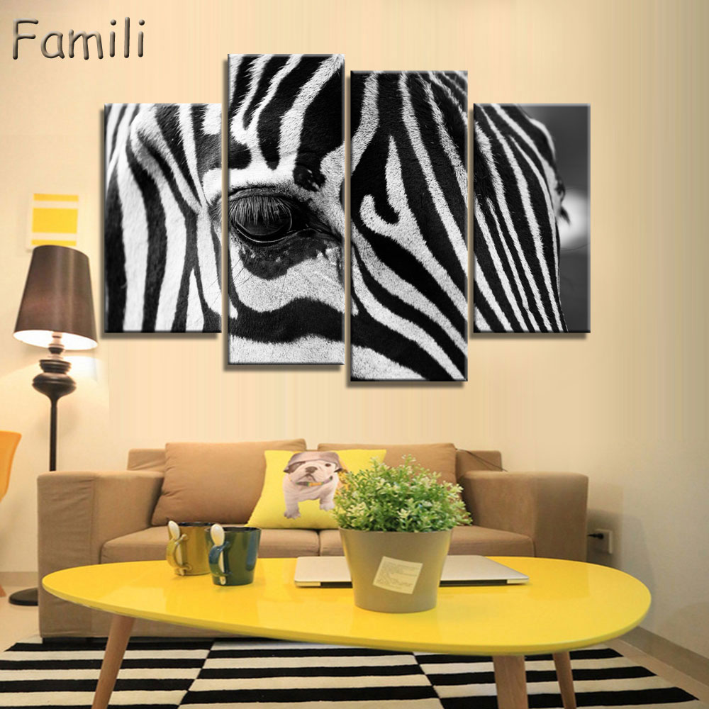 Perfect Zebra Wall Decorations Pictures - The Wall Art Decorations ...