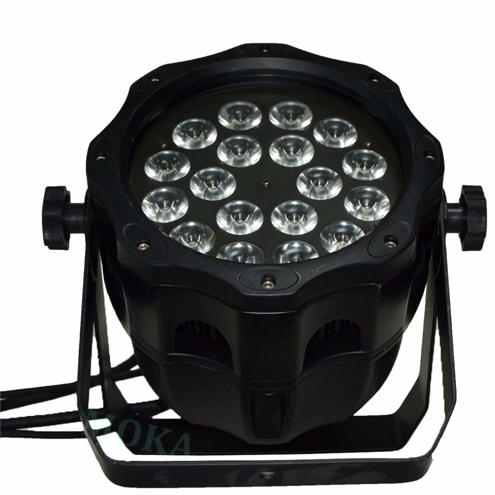 18x15w waterproof led par light 3