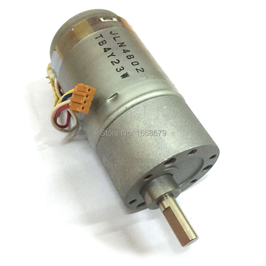 Buy 24v Dc Electric Geared 1000rpm