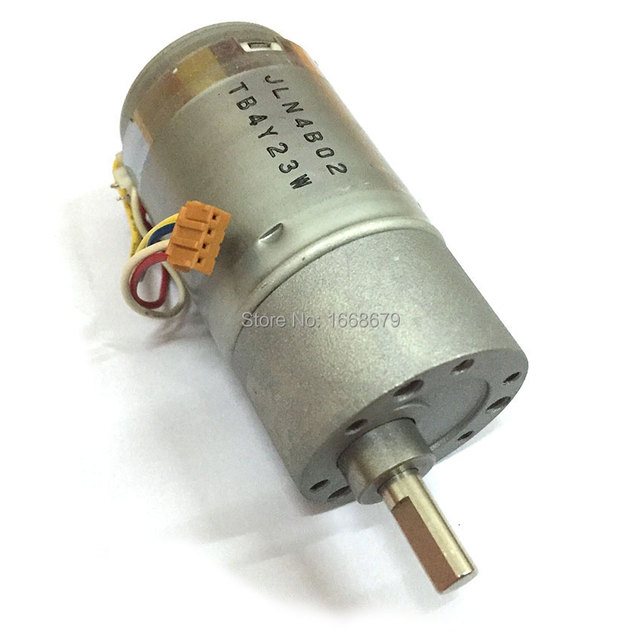 Buy 24v dc electric geared 1000rpm for Dc motor with encoder arduino code