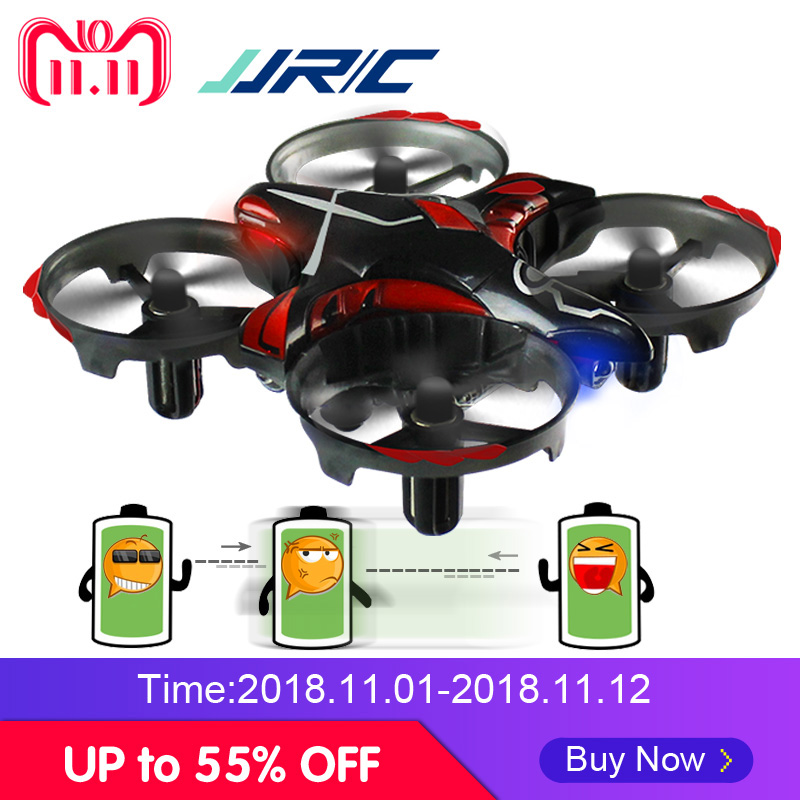 JJRC H56 Upgrade Mini RC Drone Infrared Sensing Dron Mini Helicopter Pocket Drone VS JJRC H36 Best Toys For Kids Gesture Control jjrc h33 mini rc drone helicopter quadrocopter dron toy for children remote control toys for boy