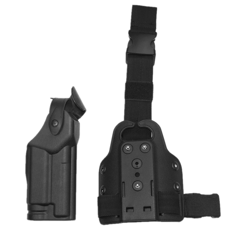 For SIG SAUER P226 P228 P229 P2022 tactical holster hunting puttee thigh drop Leg Gun Holster Light Mounted Gun Case