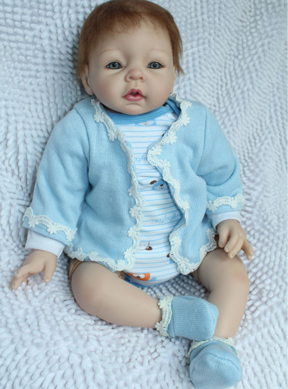 Free shipping NEW hot salerealistic reborn baby doll wholesale newborn baby dolls fashion doll real soft gentle touch все цены