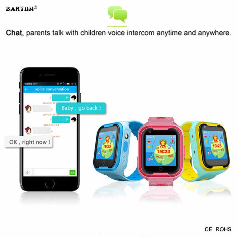 Q403 Children 4G Smart Watch GPS+WIFI+LBS+AGPS Location 0 3M Pixel Camera  Kids Smart Watch Support SOS Video Calling