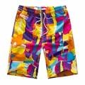 Moda de Secado rápido Hombres de la Marca de Trajes de Baño Junta Beach Wear Hombre Trunks Boxer Shorts