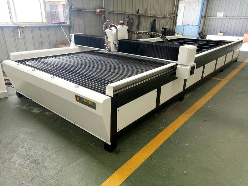 Us 9800 0 2018 New Design Big Size Plasma Cnc Cutting Machine 2060 Table Cnc Plasma Cutter For Sale In Plasma Welders From Tools On Aliexpress