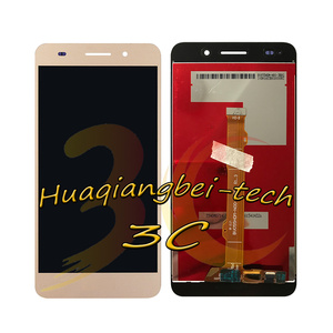 Image 3 - 5.5 For Huawei Y6II Y6 II CAM L23 CAM L03 CAM L21 CAM AL00 Full LCD DIsplay + Touch Screen Digitizer Assembly + Frame Cover
