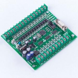 Image 2 - Plc 프로그래머블 로직 컨트롤러 plc FX2N 20MT 온라인 다운로드 STM32 MCU 12 입력 8 트랜지스터 출력 모터 컨트롤러 DC 24V