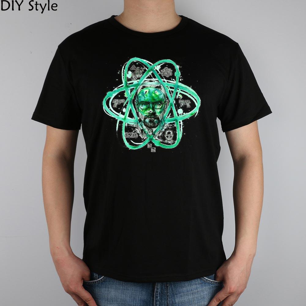 Shirt design china - Breaking Bad Chemistry Deadly Poisonous Chemical Teacher T Shirt Top Lycra Cotton Men T Shirt