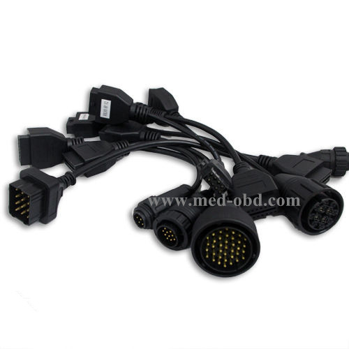 TRUCK Cables for Autocom автоинструменты new design autocom cdp 2014 2 3in1 led ds150