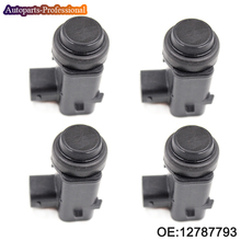 4 PCS PDC font b Parking b font Sensor 12787793 0263003208 For Opel For Saab 9