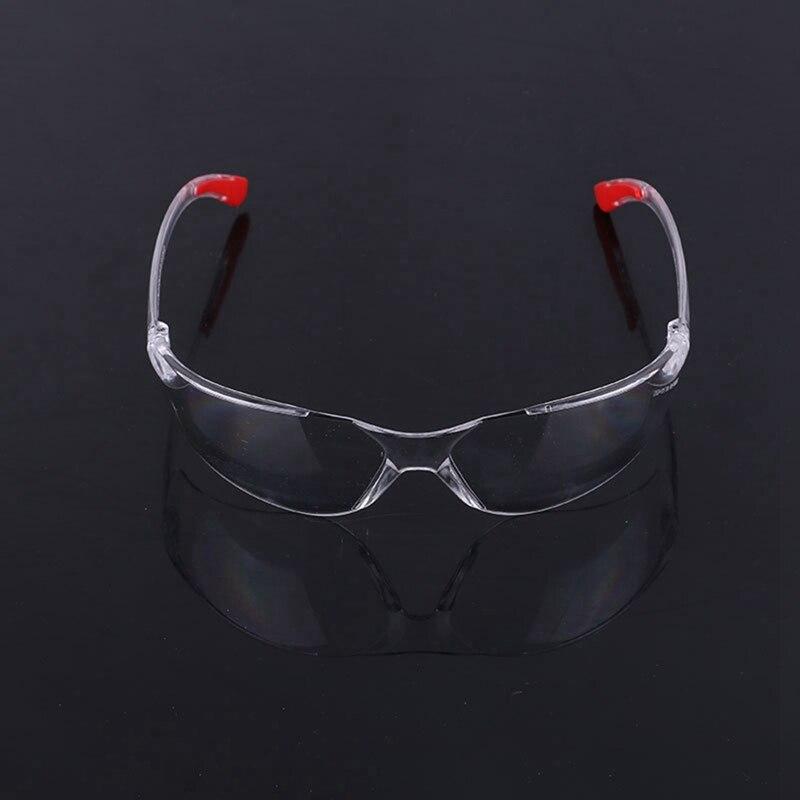 1 Pc Sicherheit Gläser Labor Auge Schutz Klare Linse Arbeitsplatz Schutz Brillen Schutzbrille Liefert Transparente Förderung Einfach Zu Verwenden