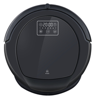 Robot Vacuum Cleaner B6009 Map Navigation Multi Function Smart Memory Adjustable Suction Power Dry Wet