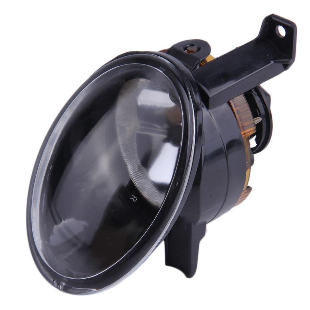 New Clear Glass Lens Front Fog Light Driving Lamp For Volkswagen Golf 6 1pcs front halogen foglamps clear glass lens front fog light driving lamp for volkswagen passat b6 for right side