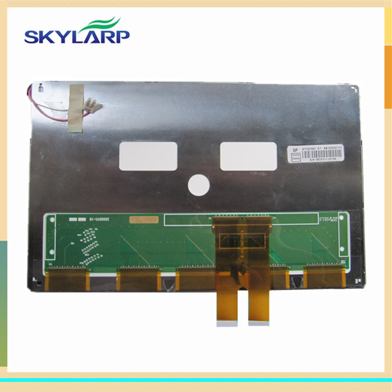 skylarpu 10.2 inch LCD screen for INNOLUX AT102TN01 v.1 LCD display panel (without touch) Free shipping original 12 1 inch lcd display screen for g121sn01 v 0 v 1 v 3 industrial control equipment lcd display panel free shipping