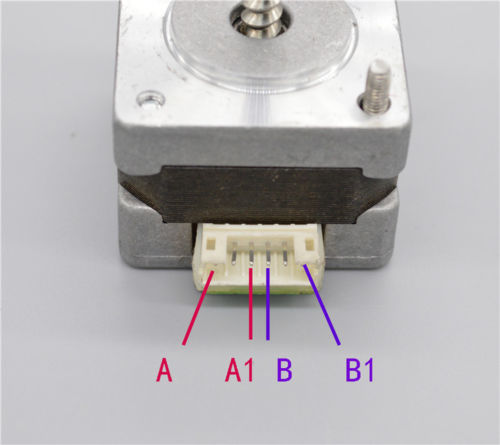 com buy v mm stepper motor phase wire  com buy 12v 35mm stepper motor 2 phase 4 wire 6 wire stepping motor 1 8 ball bearing from reliable bearing 16mm suppliers on online store