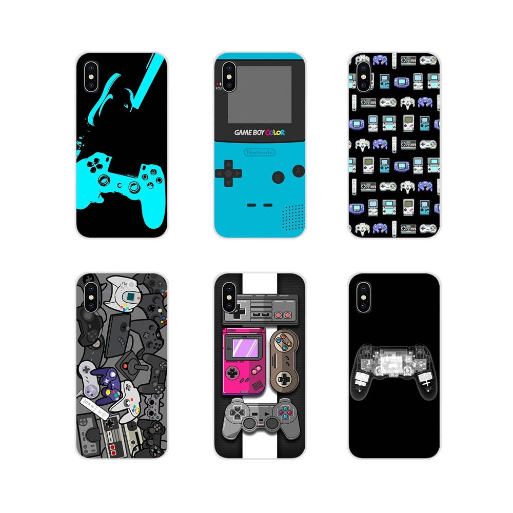 Accessories Phone Cases Covers game controller For Huawei G7 G8 P7 P8 P9 P10 P20 P30 Lite Mini Pro P Smart Plus 2017 2018 2019 image
