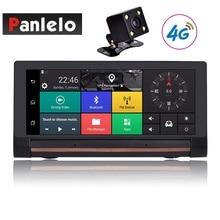 Car Dash Camera DVR 6.86″ 3G/4G Android 5.0 WIFI 1080P Video Recorder Music Player Vehicle GPS Navigation Bluetooth G-Sensor 1GB