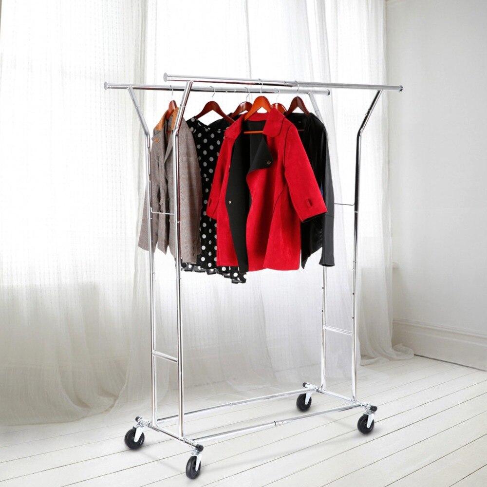 Luxury Adjustable Garment Rack