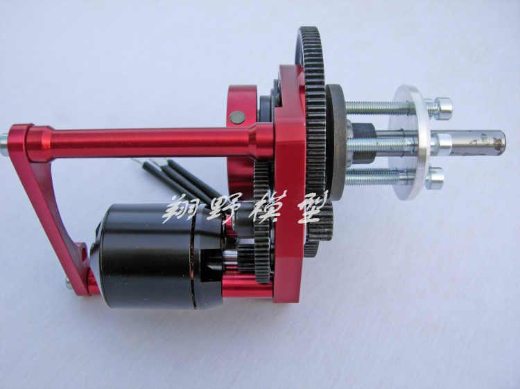 Khusus Listrik Sendiri Starter Motor & ESC untuk DLE111 / DLE120 / DA100 / 3w106 / XYZ53S TS / XYZ80S TS / XYZ100S TS Mesin Bensin