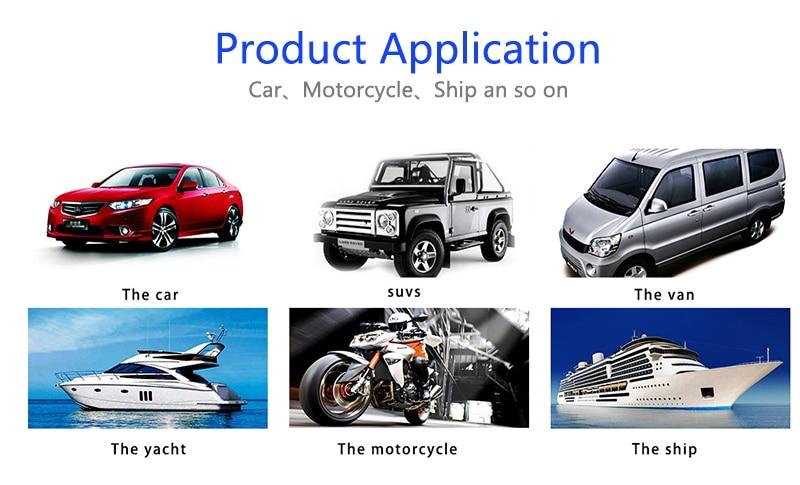 12V cüt motosiklet USB şarj cihazı 24V 12v 4.2a Boat USB Avtomobil - Avtomobil elektronikası - Fotoqrafiya 5