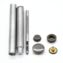20set brass snap fasteners and tools  Sewing snaps Environmentally Invisible jacket buttons Wallet buckle. Metal rivet