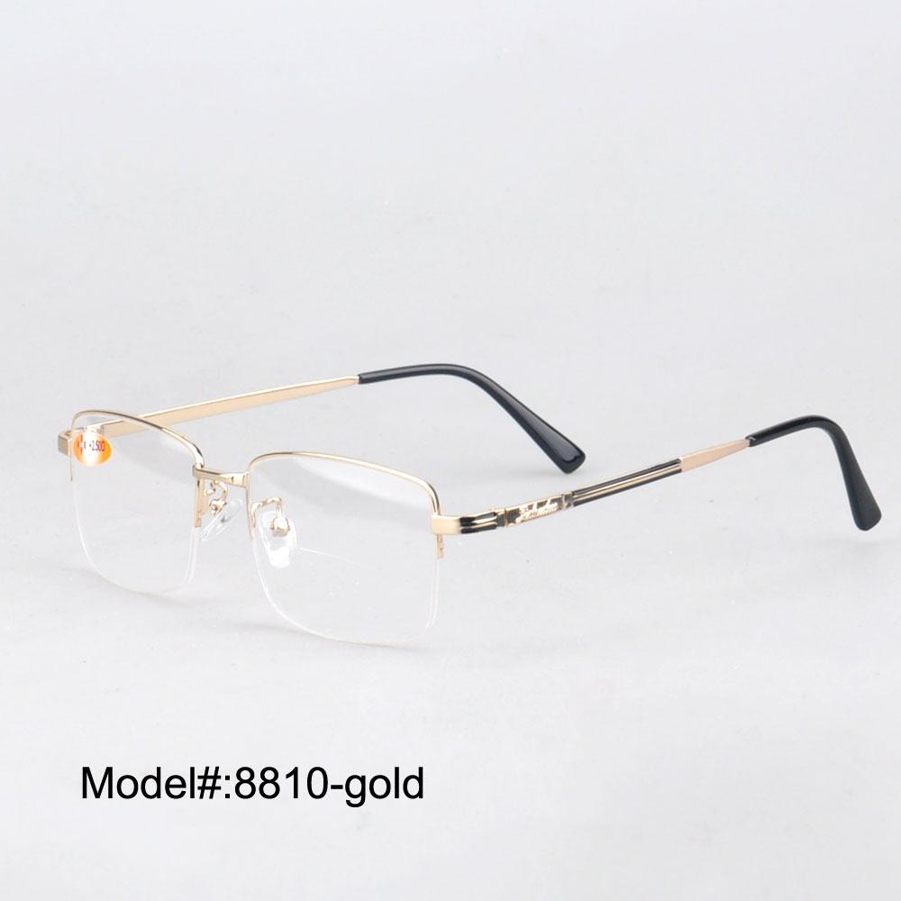 Bifocal olvasó szemüvegek Presbyopic szemüvegek Átlátszó - Ruházati kiegészítők