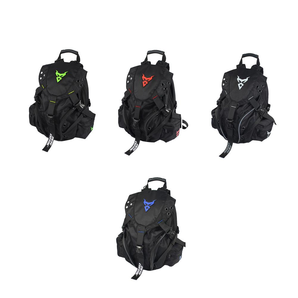 New High Quality Motorcycle Backpack Motorcycle Helmet Backpack Locomotive Riding Computer Backpack Bag Motorcycle Accessories