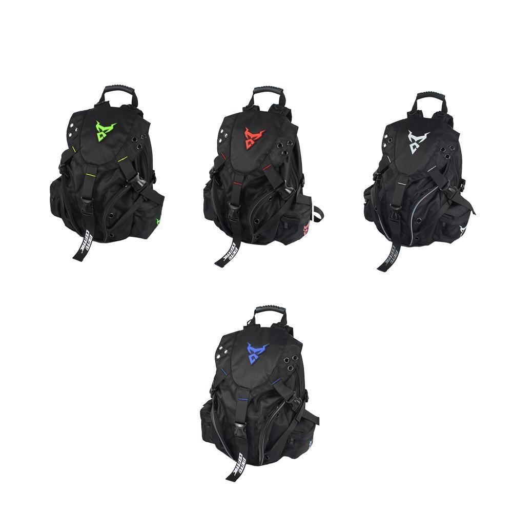 Nouveau haute qualité moto sac à dos moto casque sac à dos Locomotive équitation ordinateur sac à dos sac moto accessoires